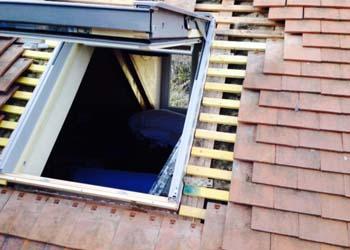 pose de velux et fen tre de toit dans le 94 artisan payen. Black Bedroom Furniture Sets. Home Design Ideas
